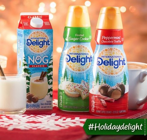 1000 free glasses from International Delight