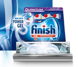Free Finish® Power & Free Sample