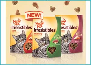 Free Sample for cats: Meow Mix