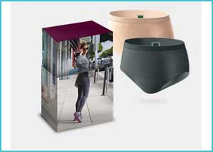 Free sample Silhouette Active Fit